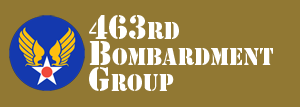 463rd Bombardment Group Website Logo